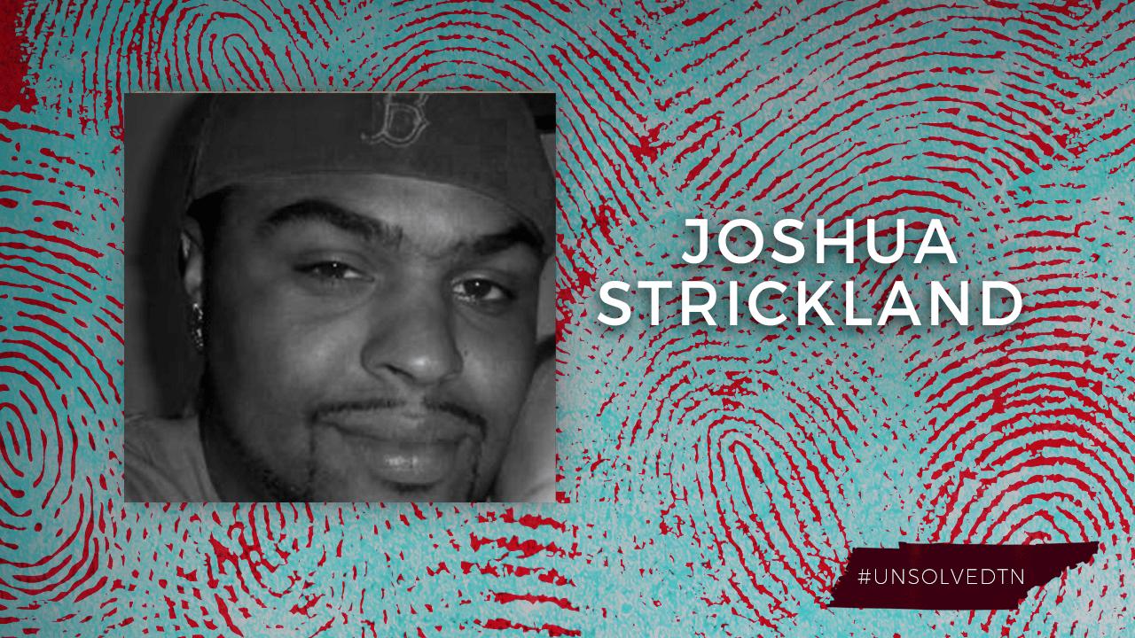 Joshua Strickland