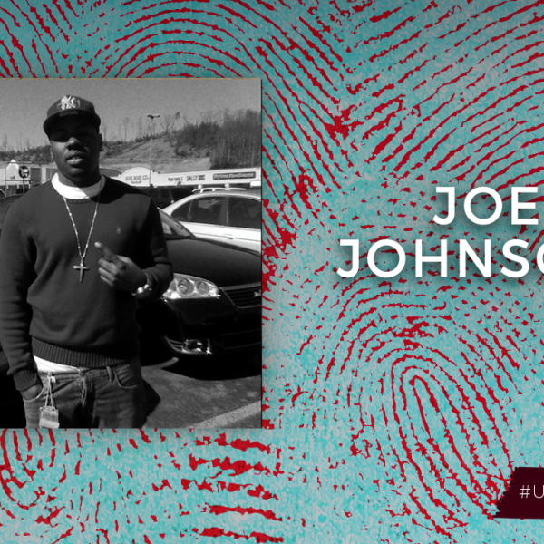 Joe Johnson Murder Victim
