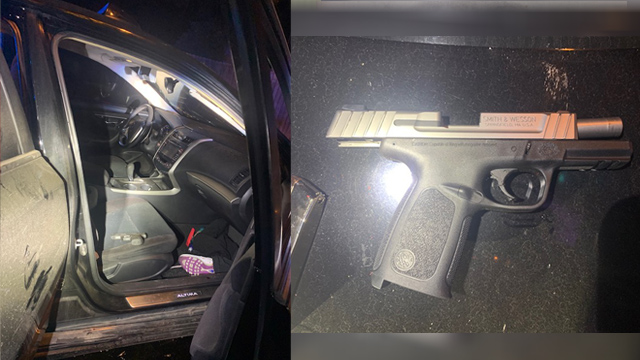 16 Year Old Charged Following Armed Carjacking In West