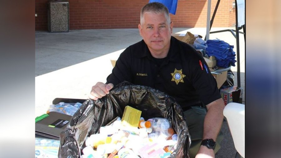 Rutherford County Sheriff's Office Drug Take-Back