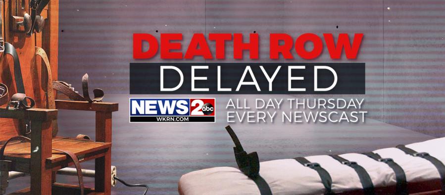 Death Row Delayed
