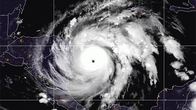Hurricane Iota