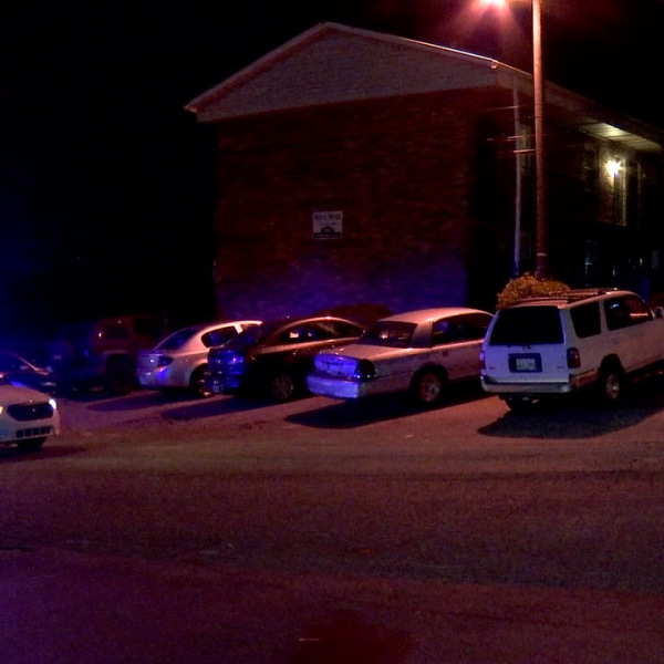 Alabama Avenue shooting