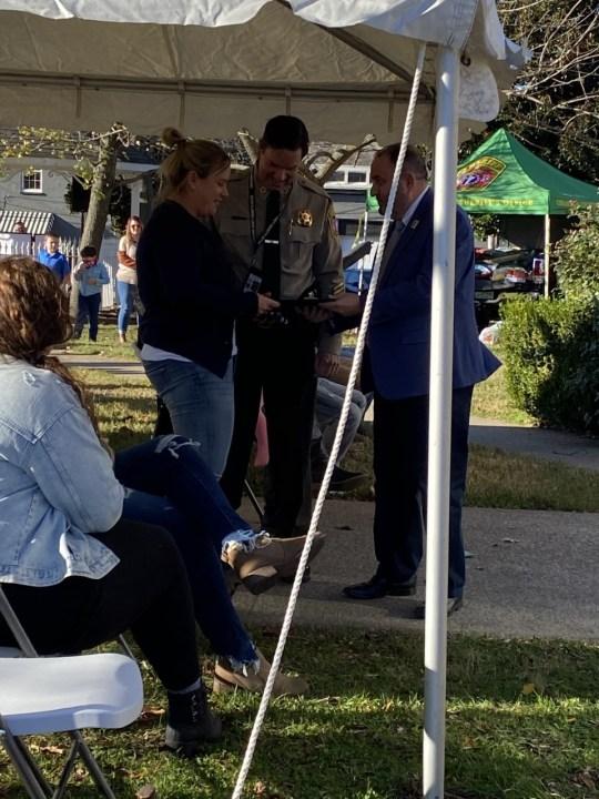 Memorial held for fallen Cheatham County Deputy Stephen ...