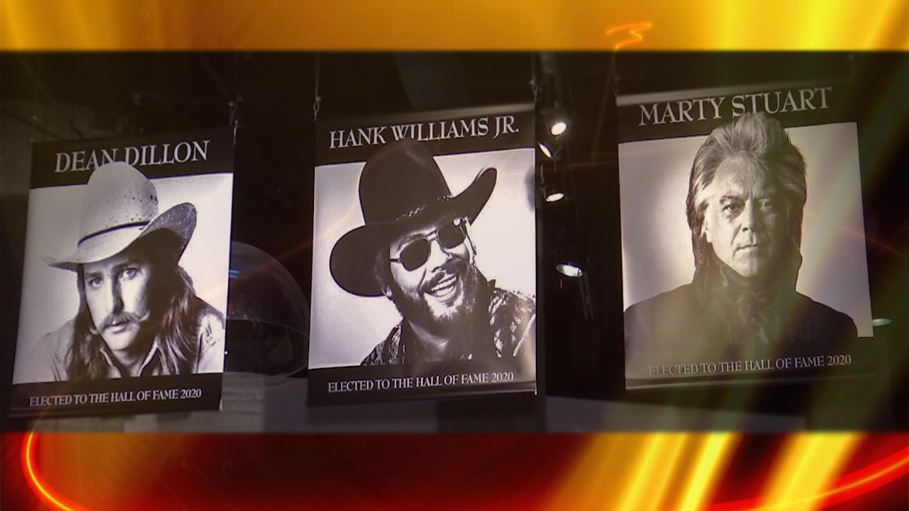 2020 Country Music Hall of Fame Inductees