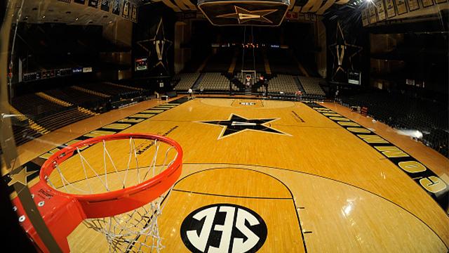 Vanderbilt Basketball Memorial Gym generic