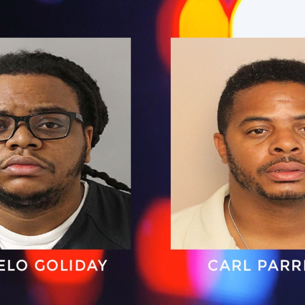 Goliday and Parrish Jr. Suspects
