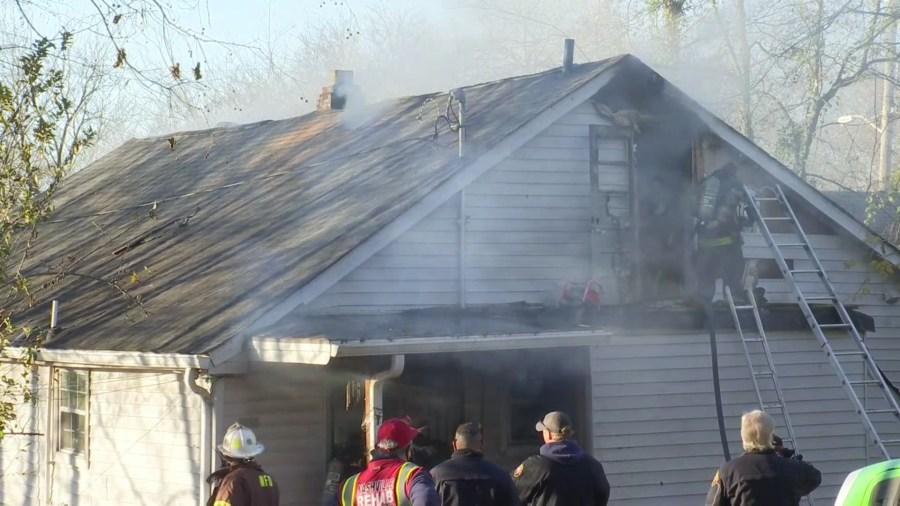 Carter Street fire