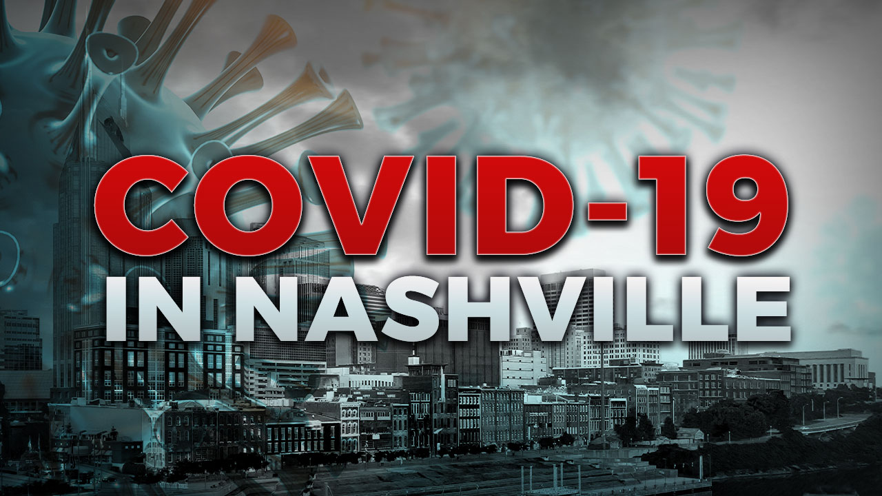 30% of Davidson County total COVID-19 cases centered in 4 zip codes - WKRN News 2