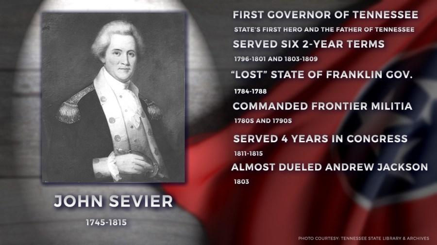 Governor John Sevier