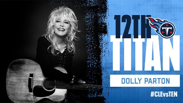 Dolly Parton 12th Titan