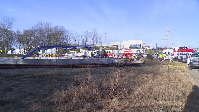 Franklin construction accident