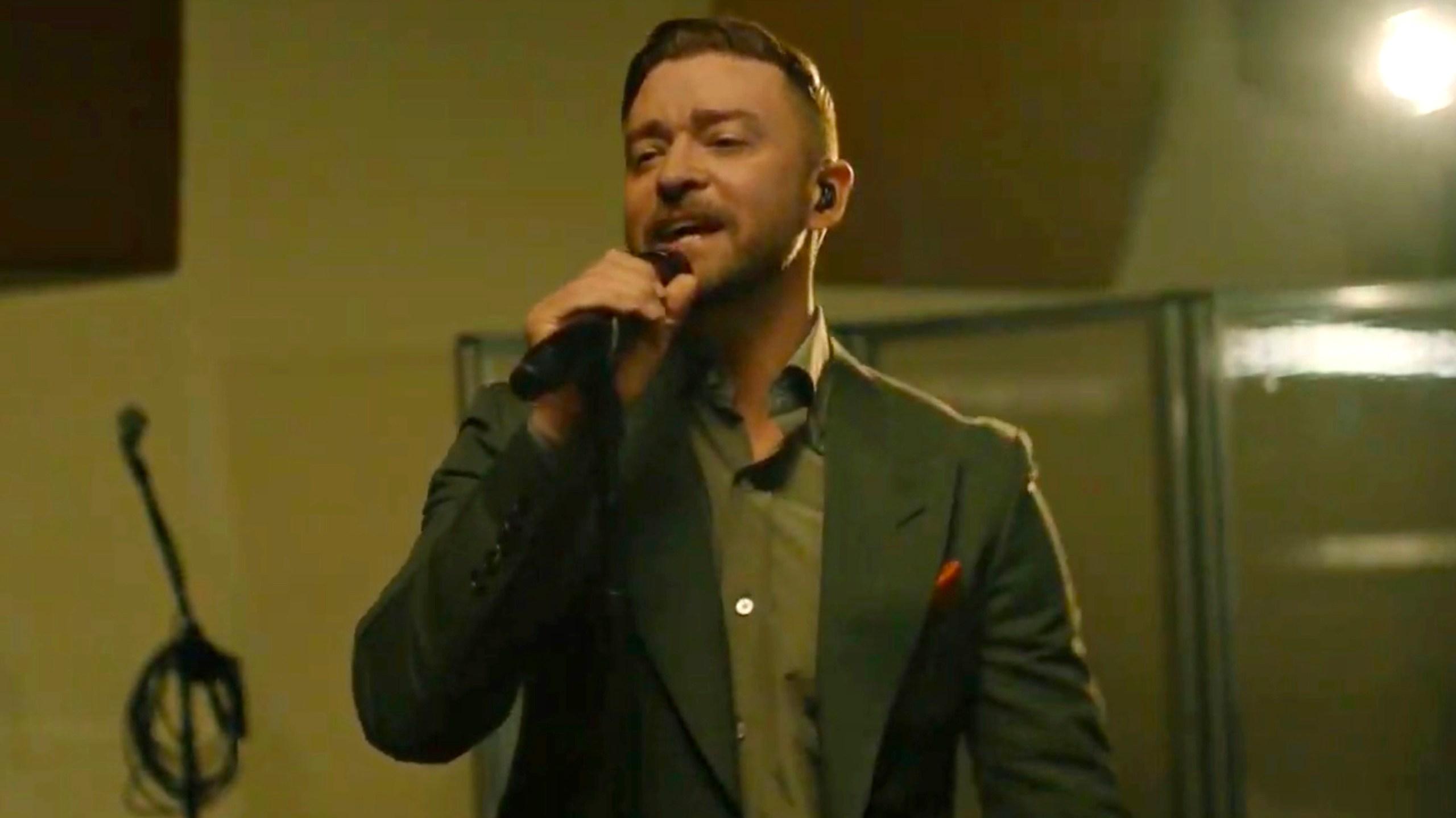Konzert Justin Timberlake 2021