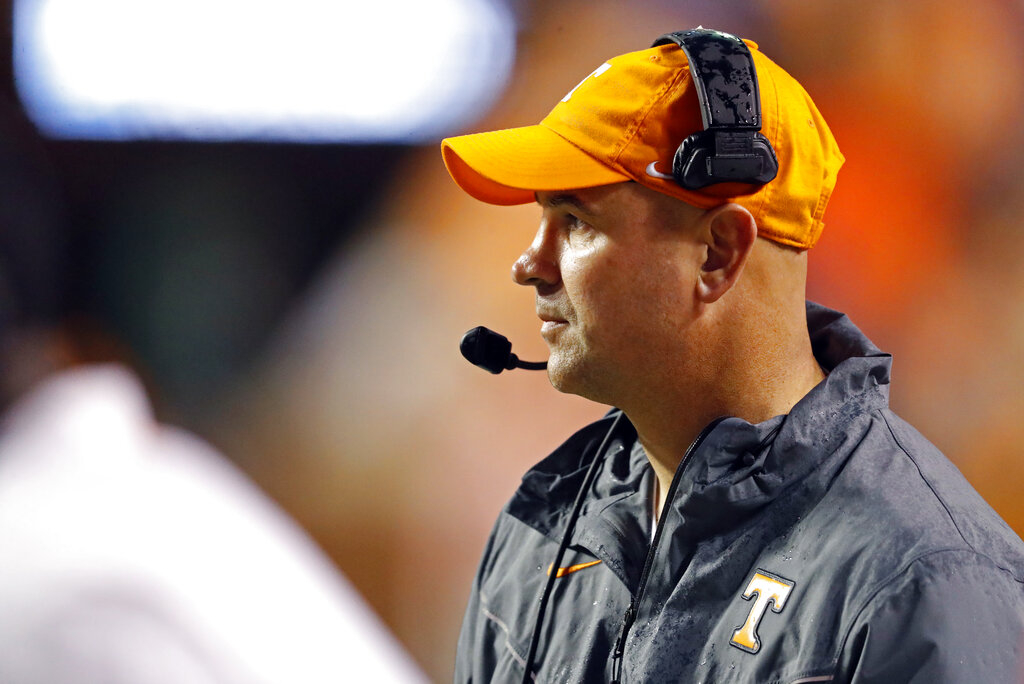 6 Things to Know about UT firing Jeremy Pruitt