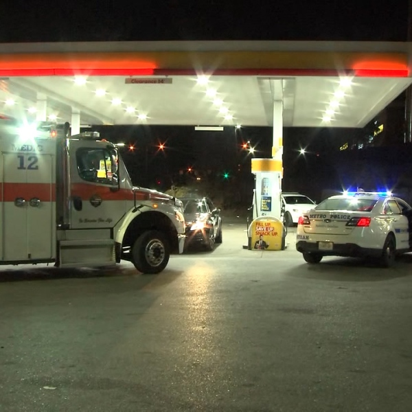 Shell shooting in South Nashville 011921