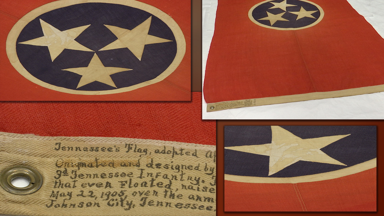 Original Tennessee State Flag