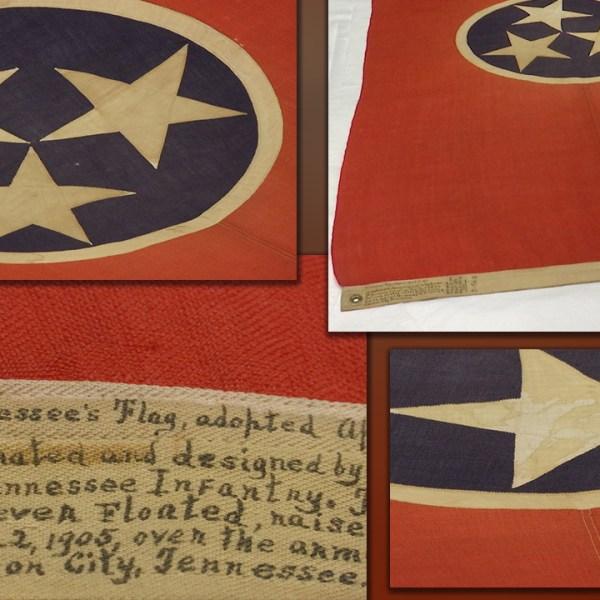 Original Tennessee State Flag