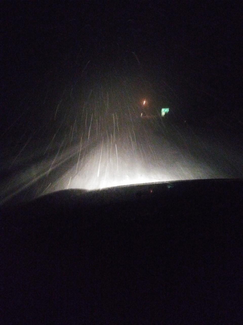 Sewanee snow