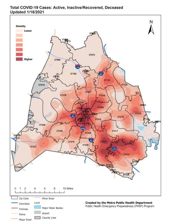 Jan. 19 heatmaps