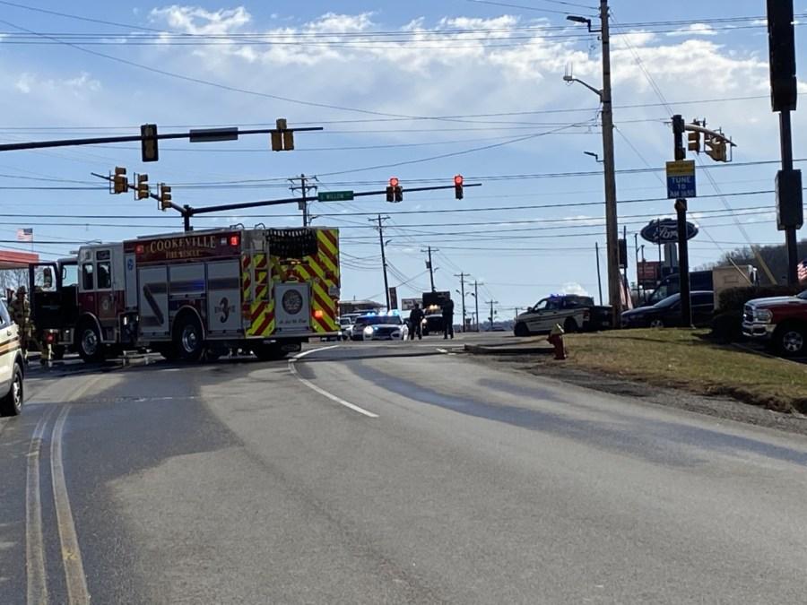 Cookeville crash