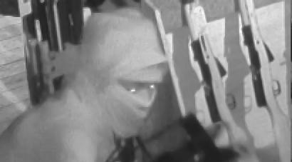 Franklin Gun Shop burglary