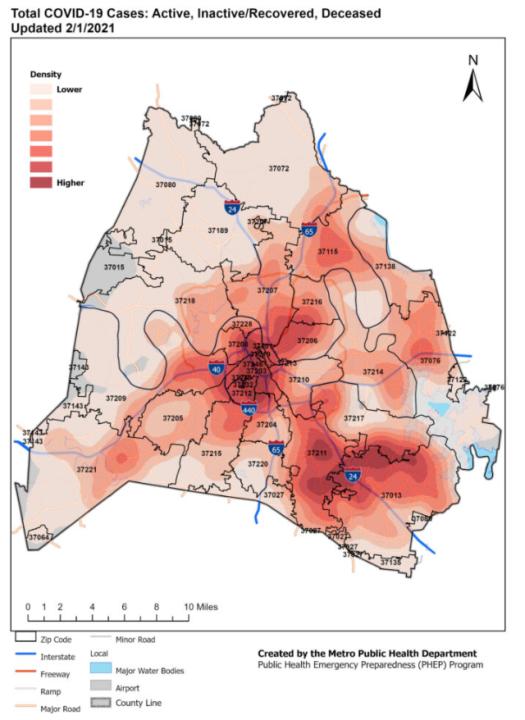 Feb 2 heatmaps