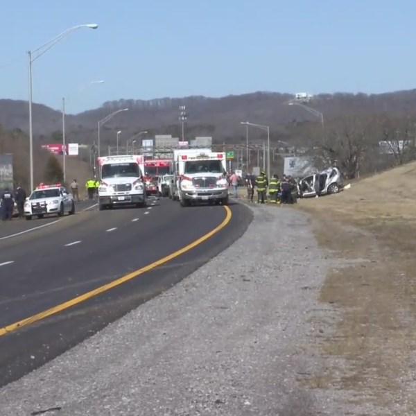 Deadly crash I-24 at I-65