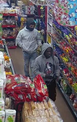 Smyrna Super Mercado armed robbery