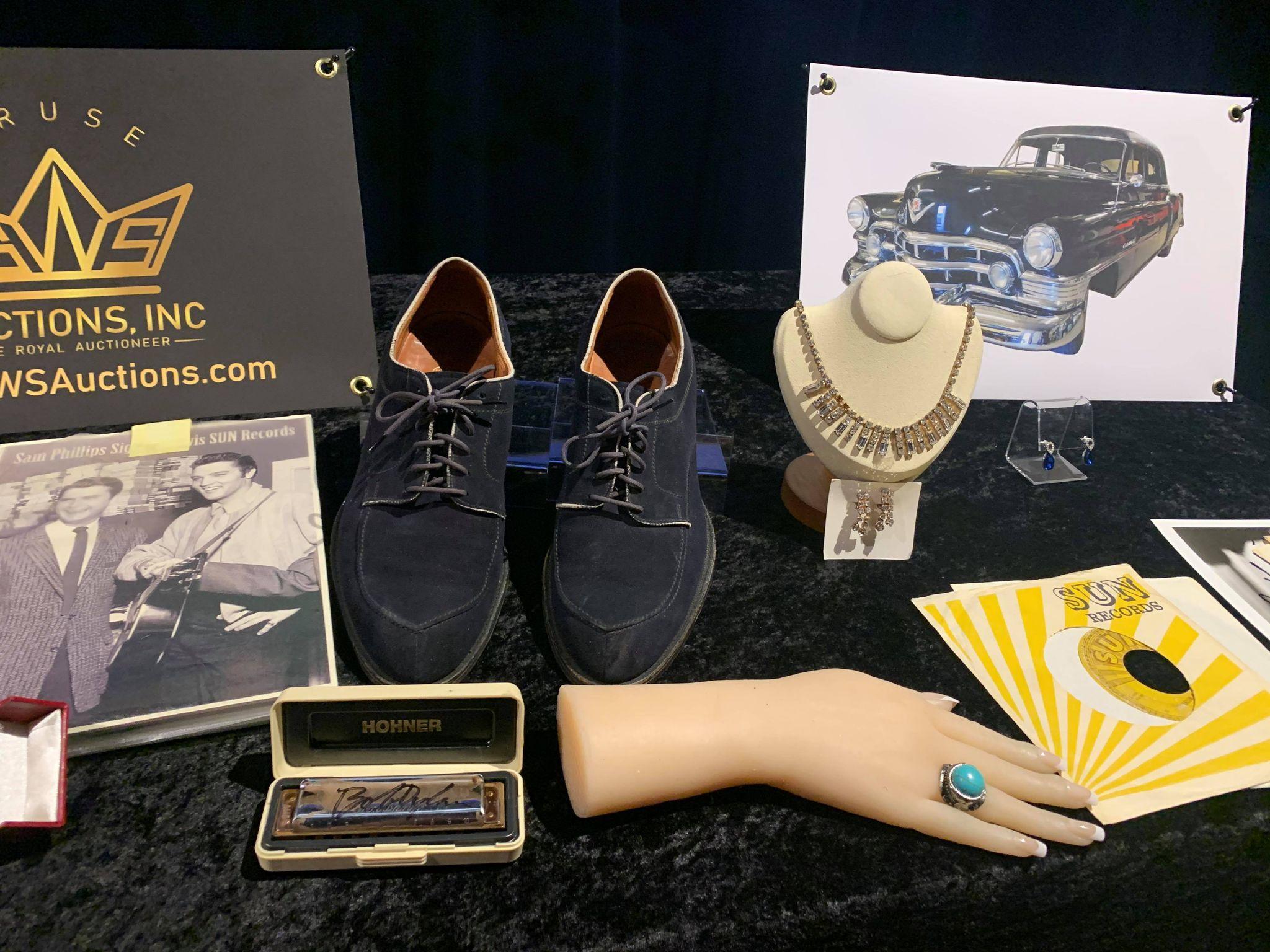 Kruse GWS Auctions, Janis Joplin turquoise ring