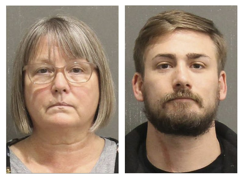 Lisa Eisenhart is accused of breaking into the Capitol with her son, Eric Munchel.