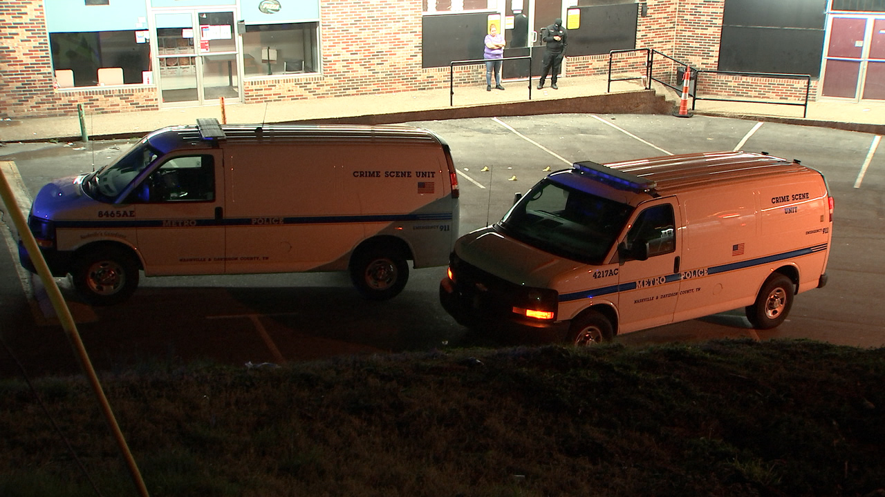 Haywood Square fatal shooting 1