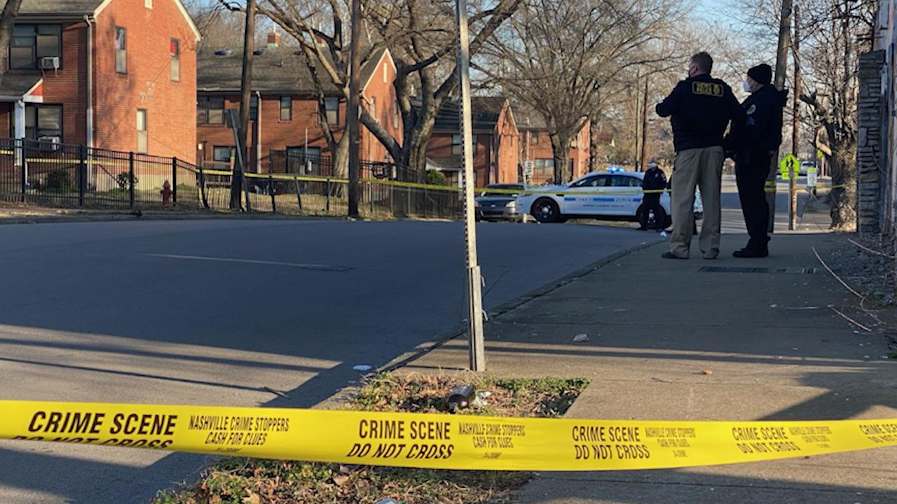 Lewis Street homicide