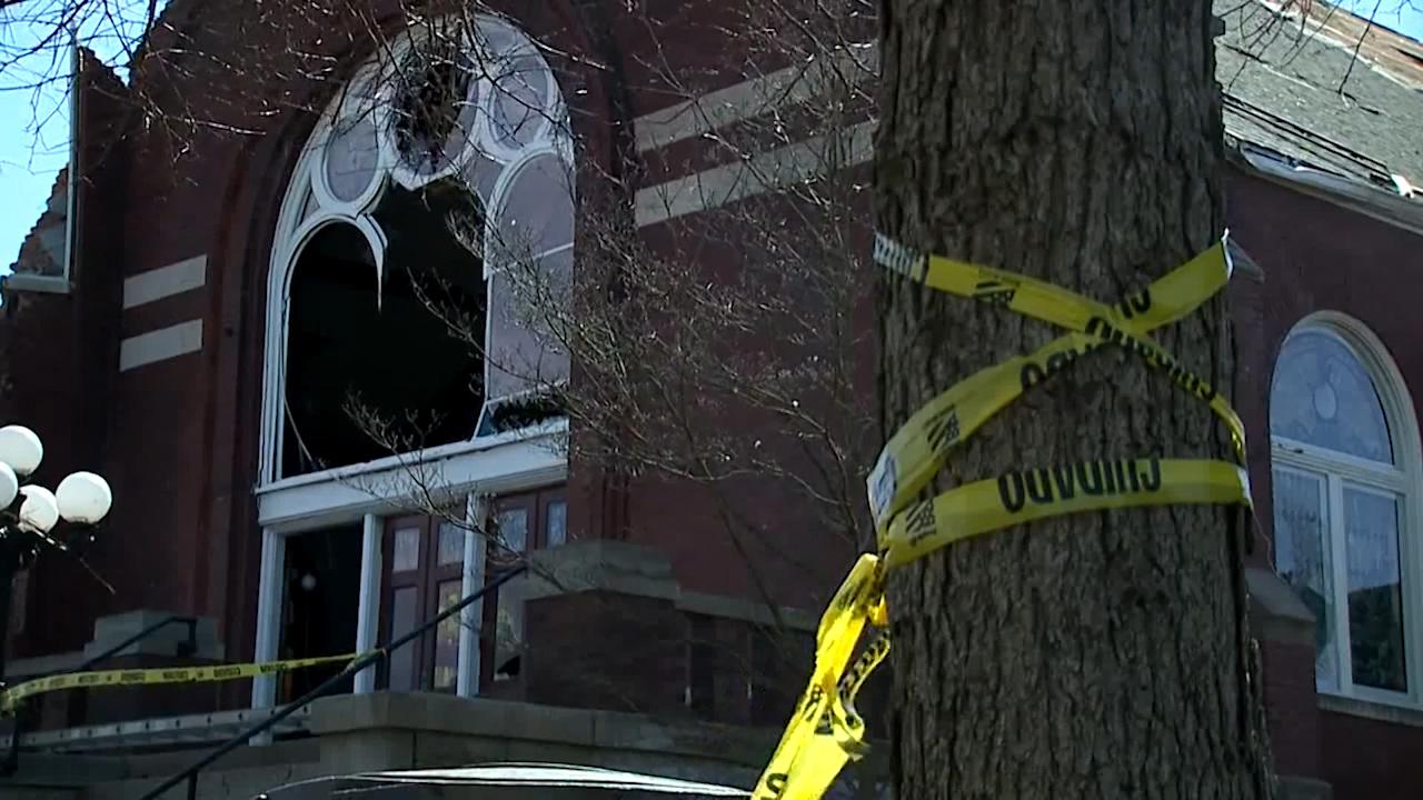 Historic East End United Methodist Church set to be demolished