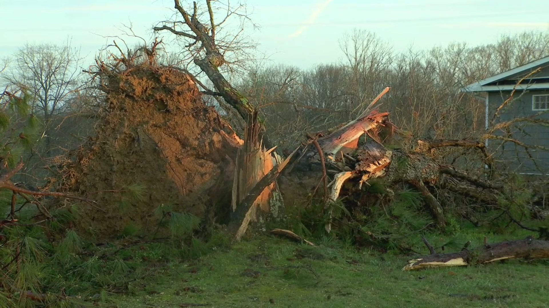 Waynesboro storm damage