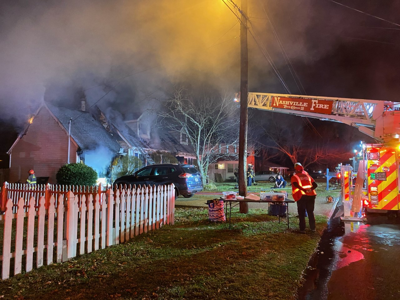 Deadly Fire Woman and Dog Killed Hermitage Netherlands Drive