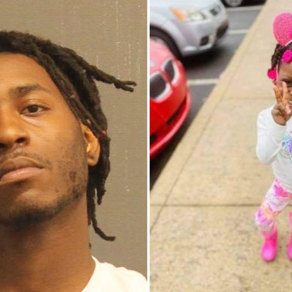 Man charged in deadly shooting of 3-year-old