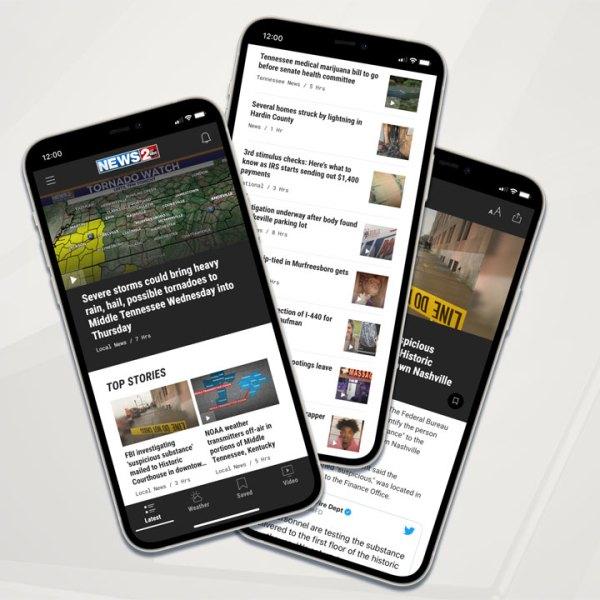 New WKRN News App