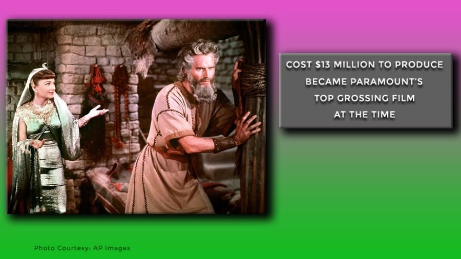 Ten Commandments Movie