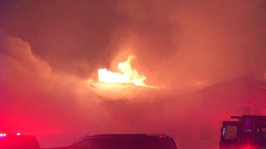 Cheatham County fire 041521
