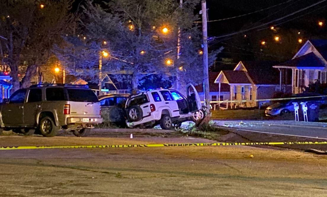 Kingsport officer involved shooting