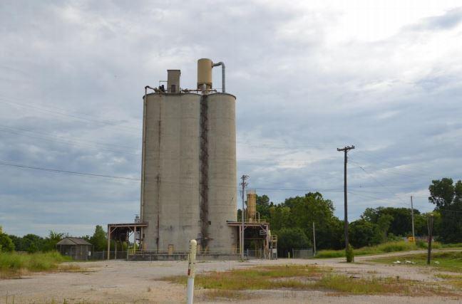 Missouri Portland Cement Terminal