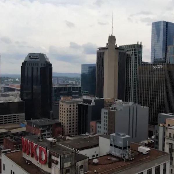 Nashville skyline generic