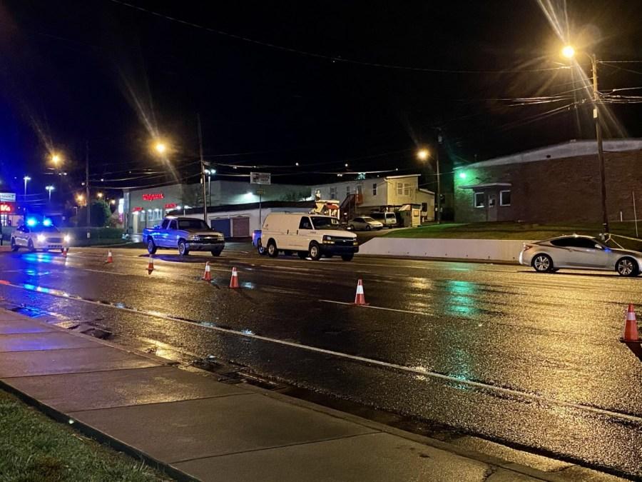 Clarksville Pike shooting
