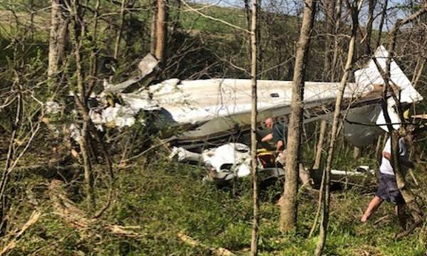 Robertson County plane crash