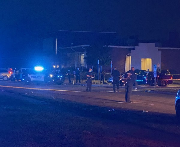 Patton Park shooting