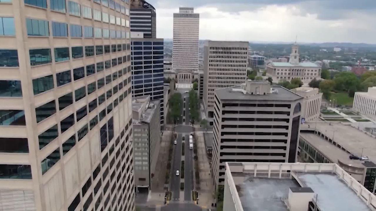 Tennessee tower legislative plaza war memorial generic