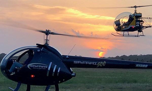 Safari Helicopter