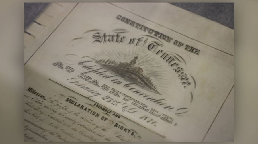 Tennessee Constitution
