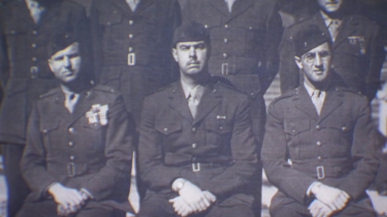 U.S. Marine Captain Glenn Walker