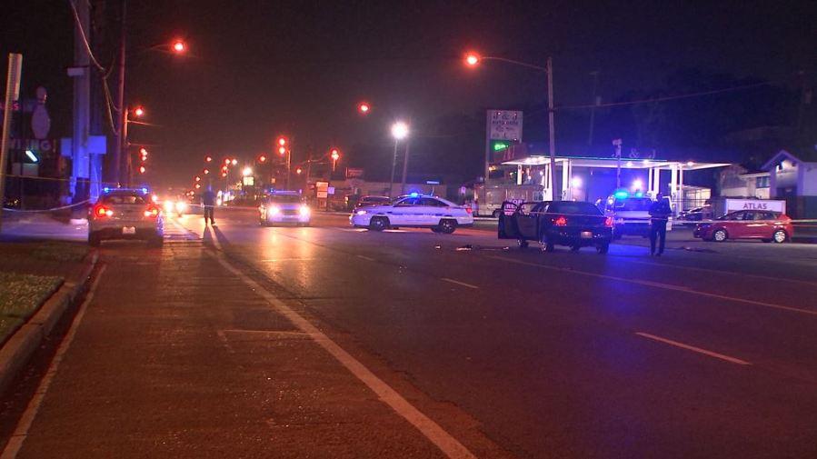 Dupont Avenue shooting